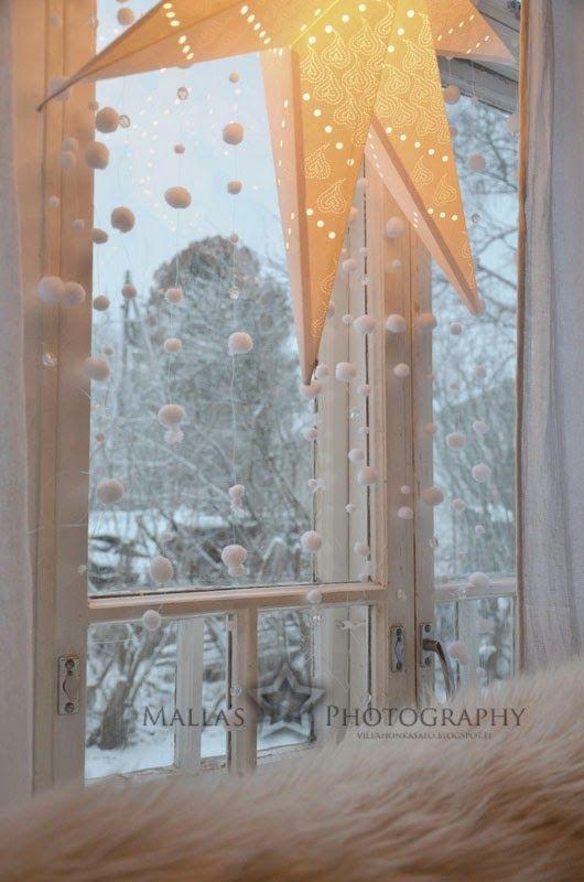 talven sisustus ideoita *♡*