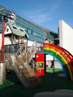Korea National Museum of Korea playground -- Koreaye.com
