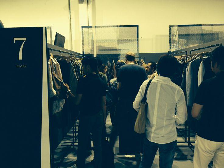 #Myths è al White Trade Show 21-23 Giugno 2014 Superstudio+ stand 7 via Tortona 27 Milano