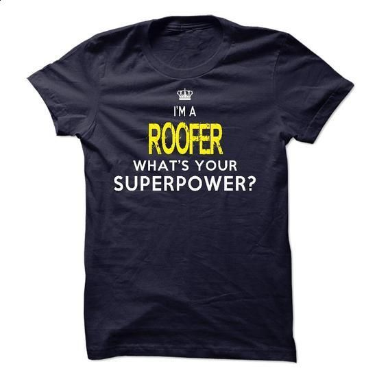 ROOFER - #hoodies for men #white shirts. I WANT THIS => https://www.sunfrog.com/LifeStyle/ROOFER-59332125-Guys.html?60505