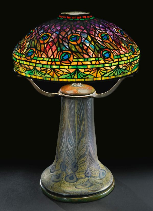 95 Best Tiffany Studios Table Lamp Examples Images On