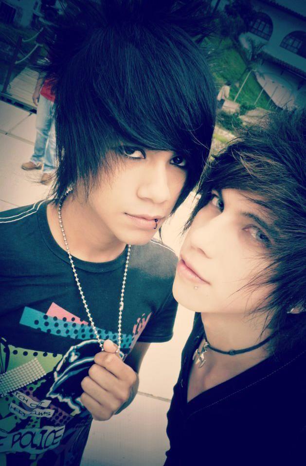 cute emo boys   cute <3 i just died
