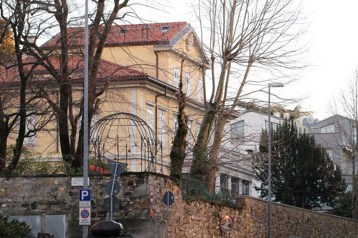 villa Engelmann a Chiadino-Trieste