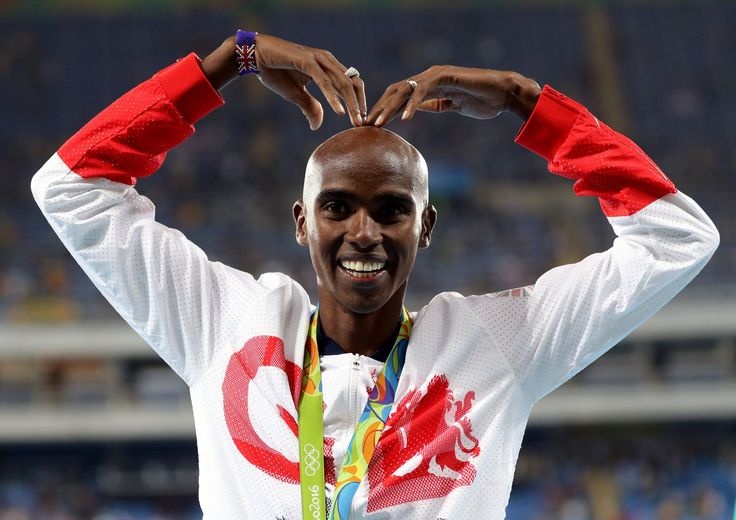 Mo Farah responds to Donald Trump's immigration ban that separates him from his family -- Even British citizens are denied entry to the US based on their country of birth.