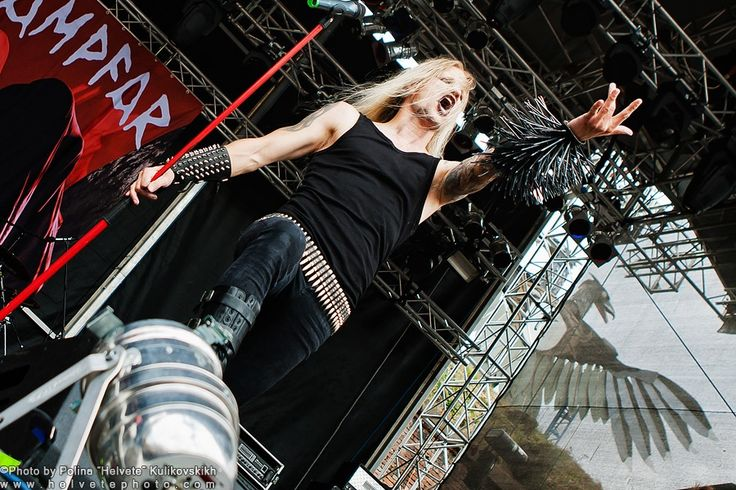 Kampfar at Brutal Assault 2012 by Polina Kulikovskikh on 500px