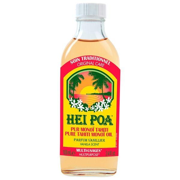 Hei Poa Haar- und Körperpflegeöl - feuchtigkeitsspendende Körperöl mit dem zarten Duft der Vanille