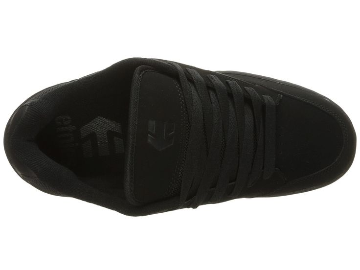 etnies Swivel Men's Skate Shoes Black/Black/Gum