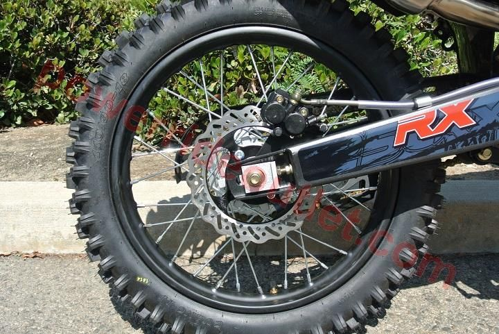 Rear Wheel Brake Disc