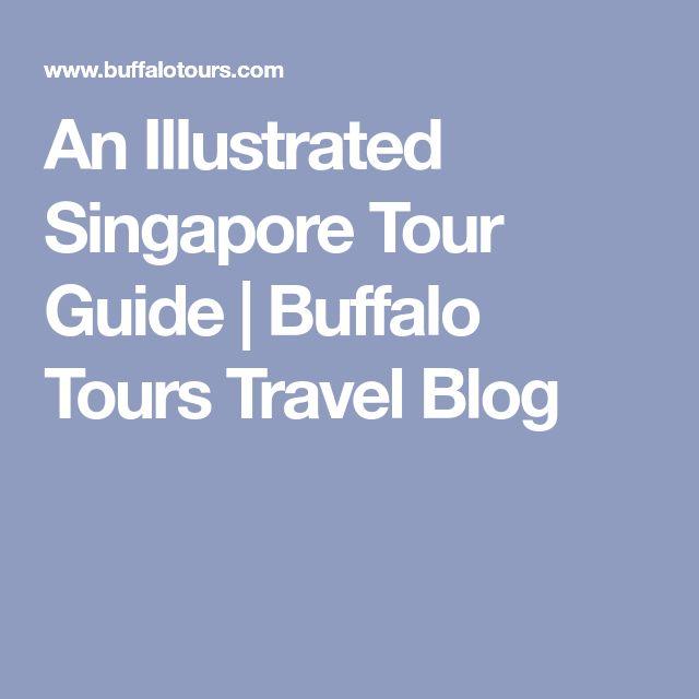 An Illustrated Singapore Tour Guide | Buffalo Tours Travel Blog