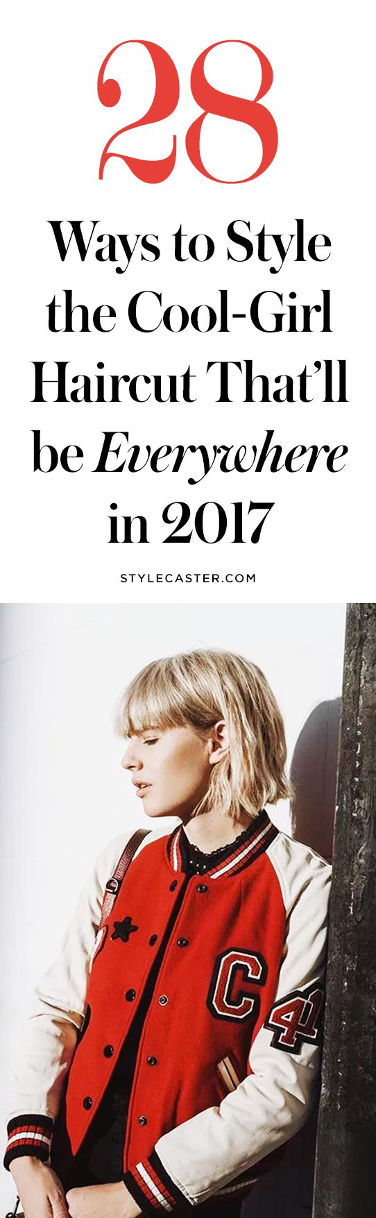 28 ways to style the coolest haircut trend for 2017—the bob with bangs   short hairstyle inspo   @stylecaster