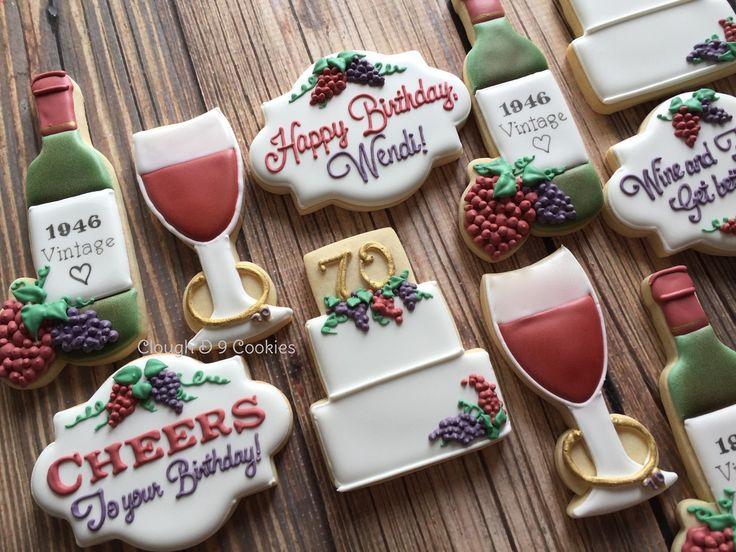 It's a Party! - Clough'D 9 Cookies