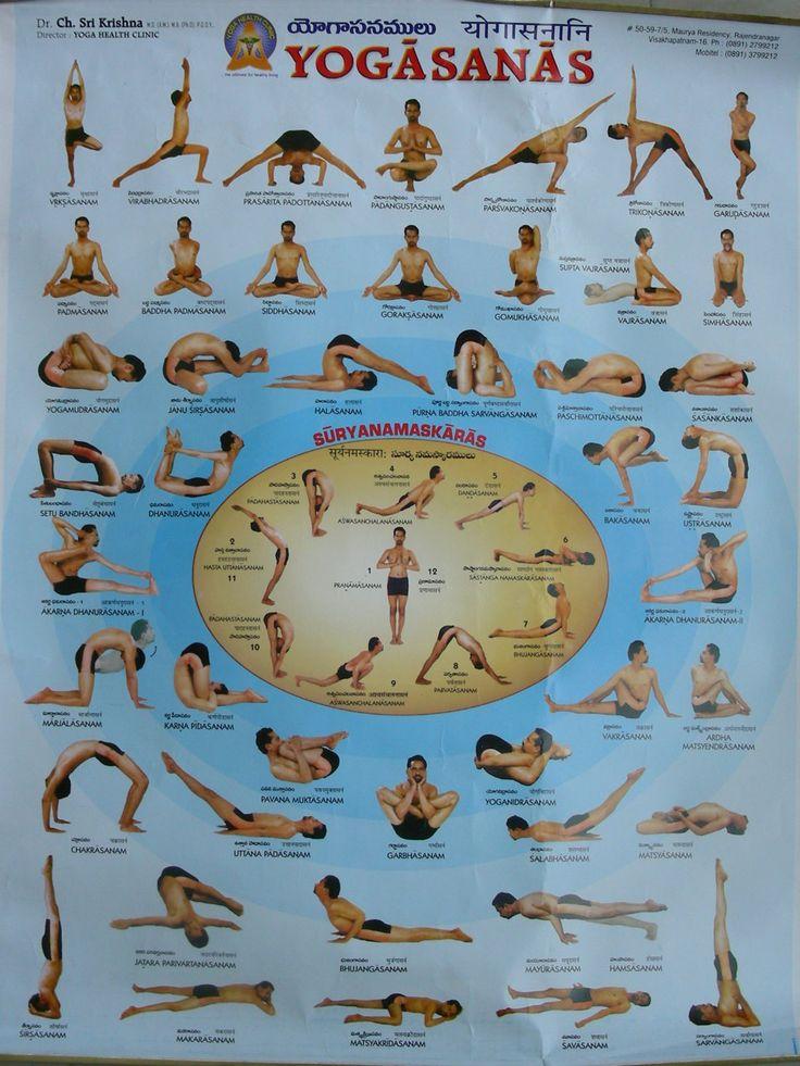 Surya Namaskar y más series de yoga