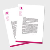 Quick Tip: Designing a Basic Letterhead with InDesign CS5