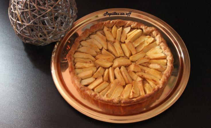Chacune d'entre nous a sa recette fétiche de tarte aux pommes. La mienne vient d'un célèbre boulanger, Stéphane