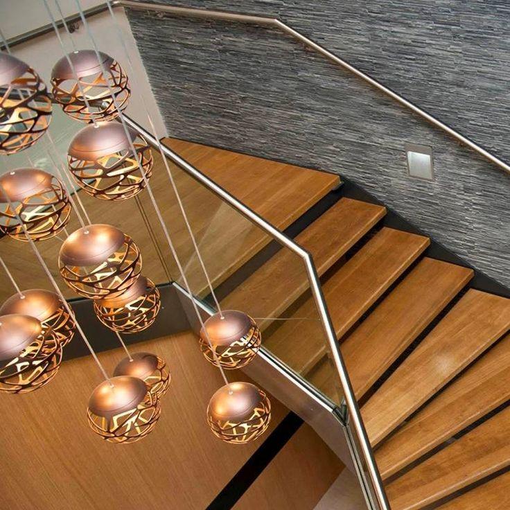 Waterfall of Kelly Cluster in Cran-Gévrier, Rhone-Alpes, France. Thanks to Atelier Diptyc for pic. #studioitaliadesign #furniture #interiordeco #interior #decor #designthinking #lighting #lamp #light #madeinitaly #BestOfTheDay #arredamento #architect #architecture #designdistrict #contemporary #design #decoration #italy #interiordesign #luxury #luxurydesign #beautiful #lights