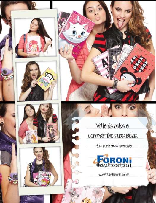 Ad for Foroni