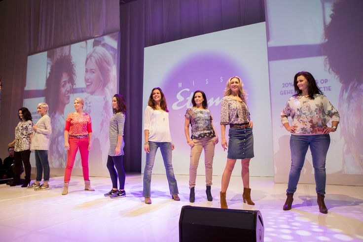 Modeshow #missetam #huishoudbeurs