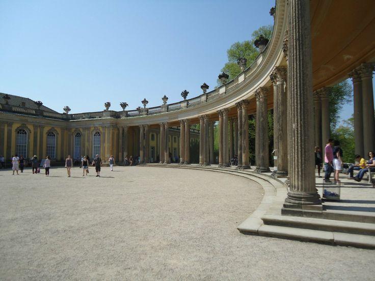 Neues Palais in Potsdam