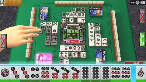 麻雀戦国時代再び。セガ・コナミが基本無料オンライン麻雀アプリに殴りこみ!:iPhone麻雀戦国時代に突入となるか?