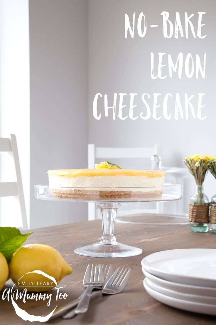 This easy to make dessertis just perfect for spring – a sweet, crunchy baseof biscuit supportsa generous layer of smooth, cool white chocolate cheesecake filling,topped with a thick glazeof homemadelemon curd. Of course, a cheesecake this pretty needs a gorgeous way todisplay it on our lidded cake stand -> http://us.thewhitecompany.com/Home-%26-Bath/Glassware/Lidded-Glass-Cake-Stand/p/XGHFC?swatch=Clear&CM_MMC=Social-_-Pinterest-_-March-_-2016 For full recipe…