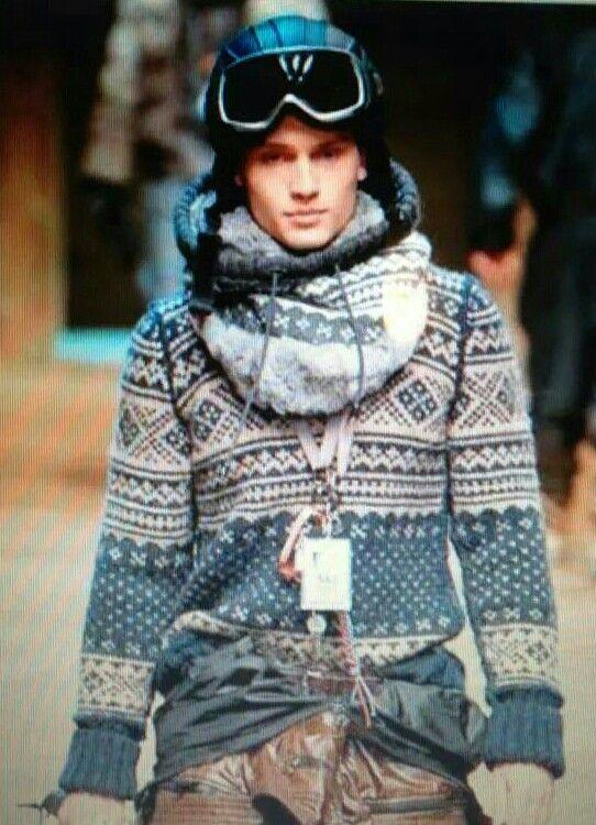 Dolce&Gabbana, Setesdals-inspirert :)