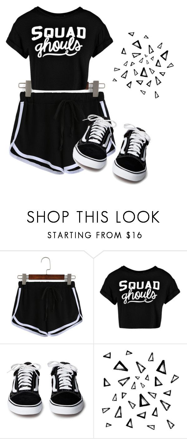 """""""Untitled #44"""" by amela-besic ❤ liked on Polyvore featuring Boohoo and Nika"""