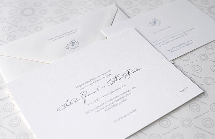 Officina Polychroma » Fine Art Letterpress   #Hochzeit #Papeterie #Stilvoll