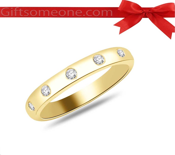 Rs.17,338.00 / $312.08 Shipping Charges Free Shipping To India(IND) Product Details  Sparkles Ring R5102 Sparkles is very well known for its widest range and fine craftsmanship. It provides 18kt gold jewelry/ jewellery studded with diamonds and each piece comes with an authenticity certificate. http://www.giftsomeone.com/product_info.php?products_id=2919
