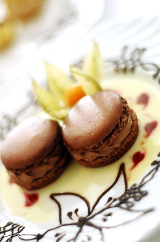 Desserts and Pastries at Club Med