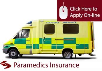 professional indemnity insurance for paramedics