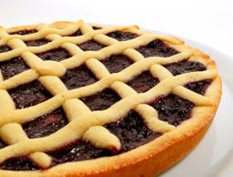 Black Raspberry Pie- why do I even look at these things when I'm hungry?