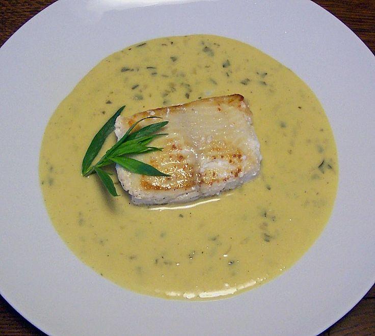 Senfsauce zu Fischgerichten, ein sehr leckeres Rezept aus der Kategorie Grundrezepte.