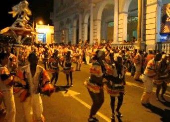 Pinar del Río: Cómo se ve en tiempo de Carnaval?