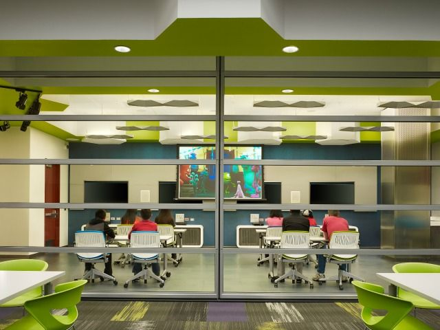2014 Library Interior Design Award Winners Image Galleries IIDA
