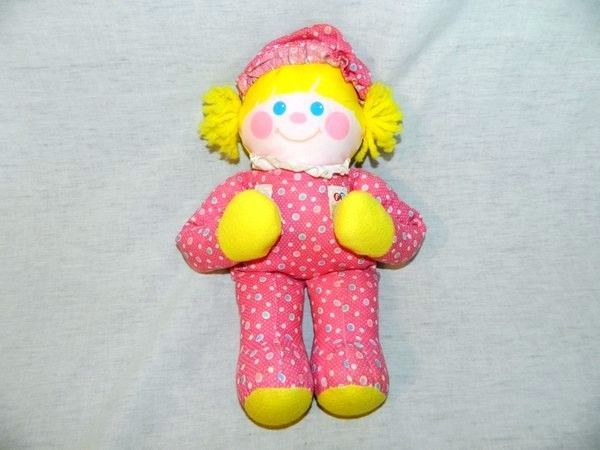 1984 Toys For Girls : Best images about vintage plush stuffed kids toys on