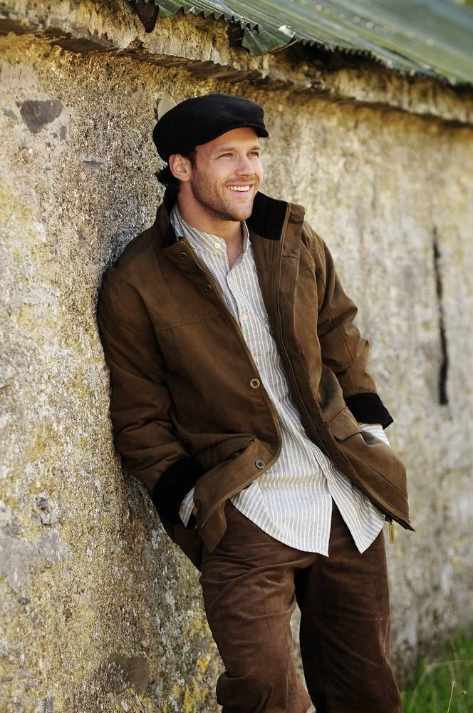 country clothing mens style
