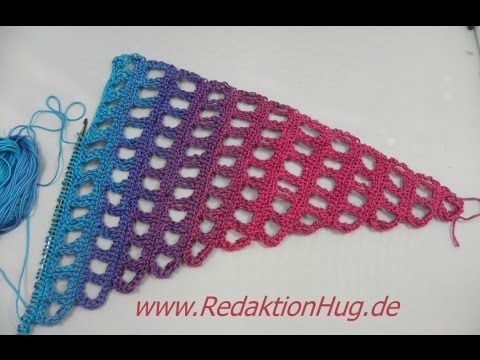 33 Best Tunesisch Häkeln Images On Pinterest Tunisian Crochet