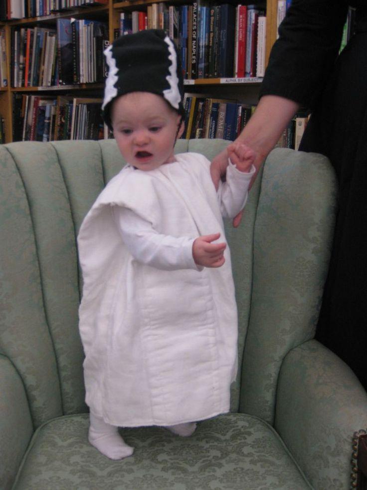 The 25 best kids frankenstein costume ideas on pinterest infanttoddler bride of frankenstein costume solutioingenieria Gallery