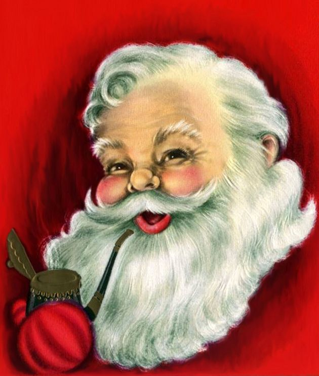 Love this Santa Find more #christmas ideas at https://www.facebook.com/WestTremontHolidayMarket