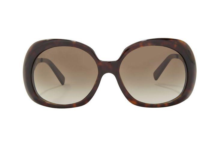 Venda Seleção Óculos de sol / 18507 / Pierre Cardin / Óculos de sol mulher - Castanho escuro e platina
