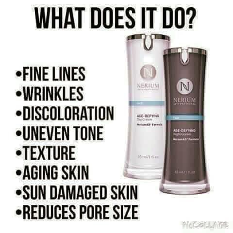 Please leave me a message below Http://sharonsteeves.nerium.ca