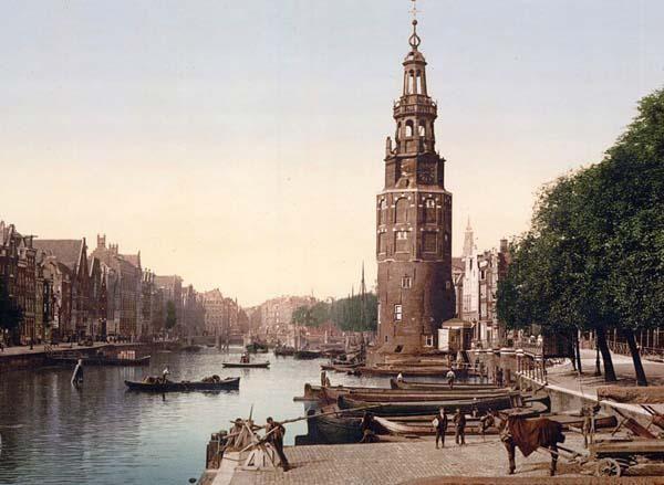 De Oude Schans, Amsterdam, Holland.: Oud Amsterdam, Amsterdam Netherlands, Amsterdam When, Oud Foto, Netherlands Holland Pay Ba, The Old, Netherlands 1890, Oud Schan, Schan 1890
