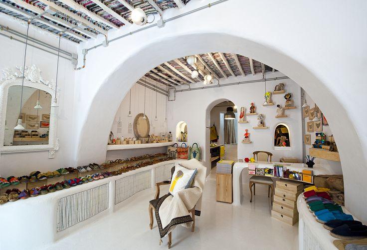 'ergon Mykonos Concept Store 23,Florou Zouganeli Street, Ano Matoyanni Μύκονος (Mykonos Island) in Μύκονος, Κυκλάδες