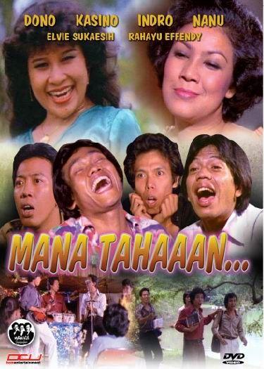 Warkop DKI - Mana Tahan (1979) - #AMDb