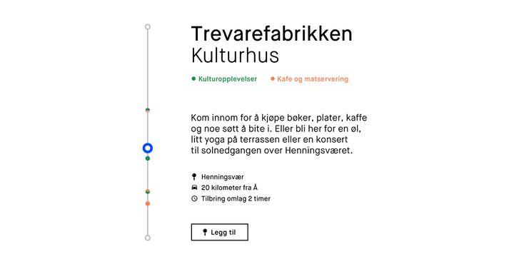 Web design details by Fredrik Lien Bjørgmo