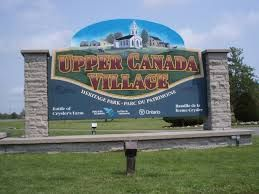 Day trips to upper Canada Village