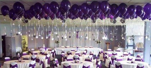 Balloon Ceiling Decorations Google Keres 233 S Helysz 237 Ni