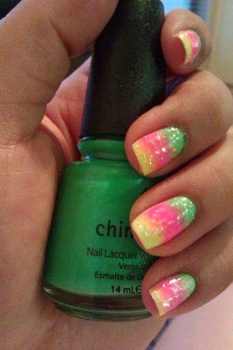 Mejores 181 imágenes de Nails en Pinterest | La uña, Maquillaje y ...