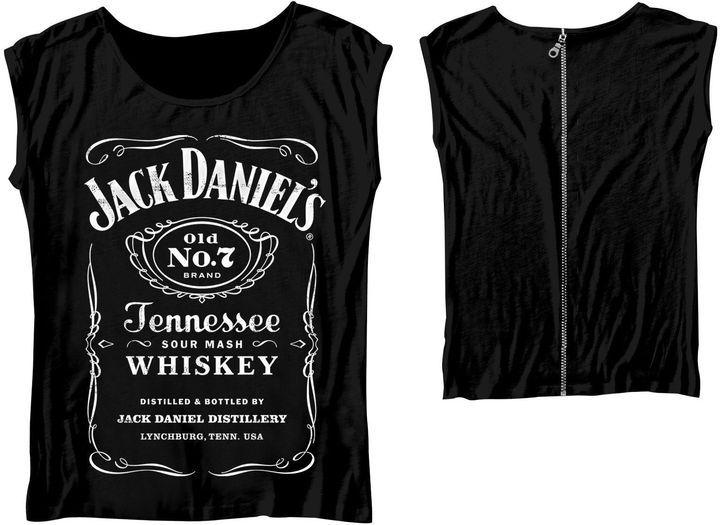 Jack Daniels Tank Top