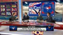 The crew on MLB Now talks Lourdes Gurriel signing